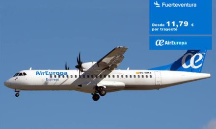 Air Europa begin inter-island flights between The Canary Islands