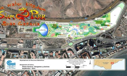 Canary Islands High Court TSJC annuls modernisation plan that authorised Siam Park Gran Canaria Water Park Maspalomas