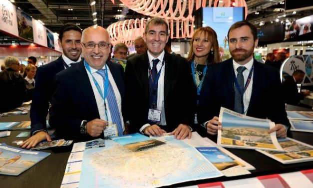 Brits account for 30% of total tourist turnover in the Canary Islands