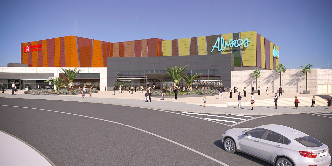 New shopping center Los Alisios opens on 23 November