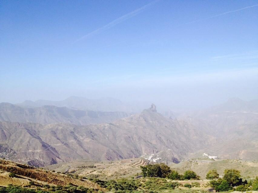 Weather Warnings for high temperatures across Gran Canaria to start the week
