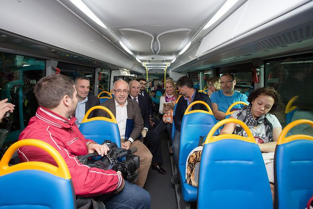 Pets can now travel on Global busses for the first time on Gran Canaria