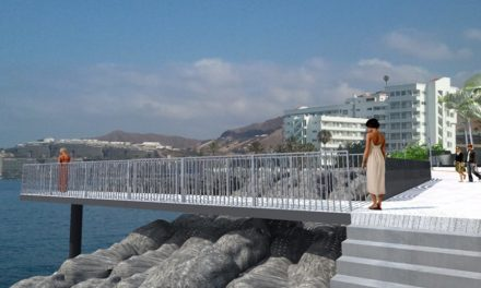 €1.3 million for the second phase of the promenade between Las Marañuelas and Anfi beach
