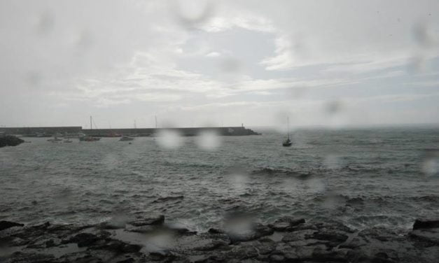 A week of blustery wind, rain and even snow on Gran Canaria, could stay sunny in the south though…