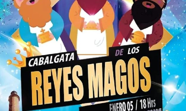 """Events: Reyes de Magos """"The Three King's""""  on Gran Canaria"""