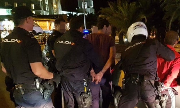 3 arrested in Meloneras for robbery at Bahía Feliz apartment