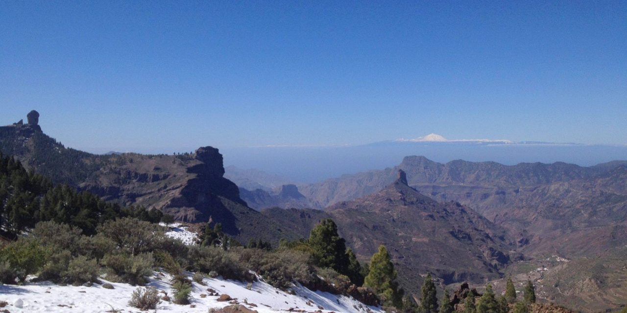 Weather: Gran Canaria issues snowfall alert