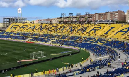 The Saint: Las Palmas v Real Sociedad