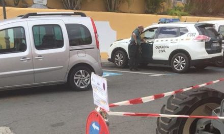 Guardia Civil investigate alleged burglary at the Ayuntamiento de Mogán Town Hall