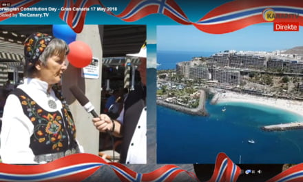 Norwegian Constitution Day – 17 May – LIVE from Gran Canaria