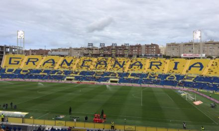 The Saint: Las Palmas V Getafe