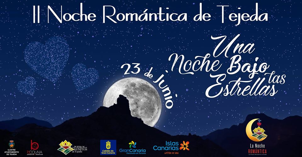 The Canary Guide – Star Event: The II Romantic Night Tejeda