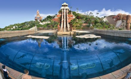 Could work on Siam Park Gran Canaria really start this year?