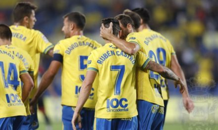 New season of The Saint: Las Palmas V Reus