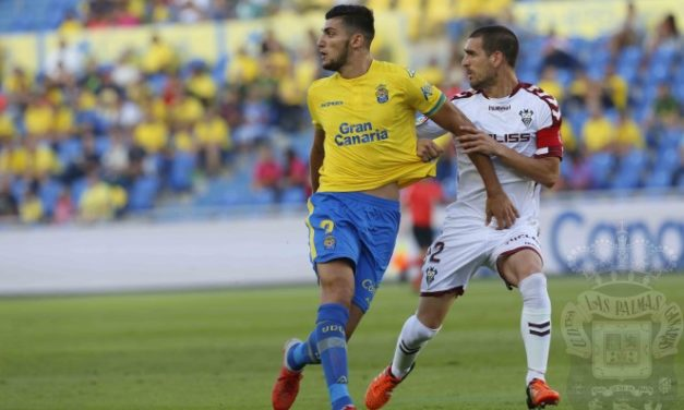 The Saint: Las Palmas V Albacete