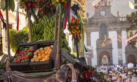 Heatwave on Gran Canaria to last through Tuesday's Fiesta del Pino and continue until Thursday