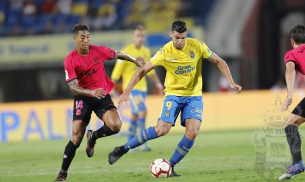 The Saint: Las Palmas V Alcorcón
