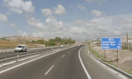 Resurfacing of the GC-1 between Pasito Blanco and Arguineguín starts Monday