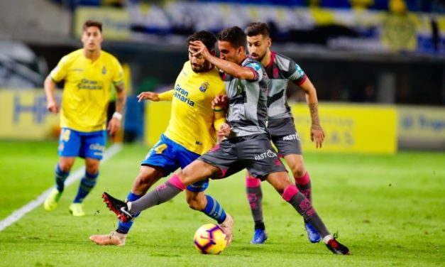 The Saint: Las Palmas V Granada