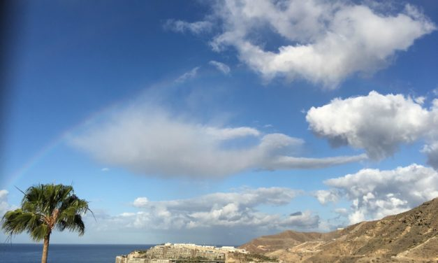 Gran Canaria weather: Blue skies giving way to rain storms which should clear again by the weekend