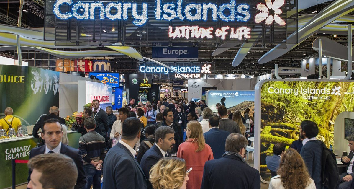 Canary Islands Latitude of Life, awarded best pavilion at Fitur