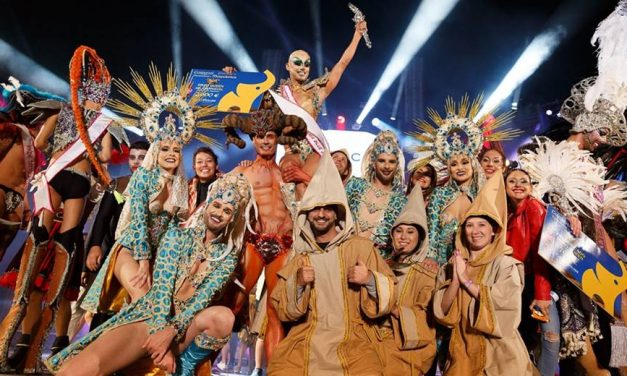 Events: Maspalomas Carnival 14-24 March 2019