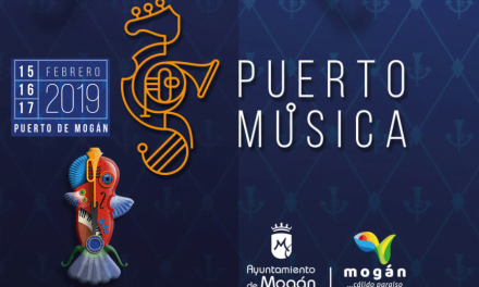 Events: NEW Puerto Música festival in Playa de Mogán 15-17 February