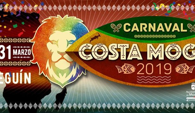 The Carnival Costa Mogán 2019 celebrates Africa 26-31 March