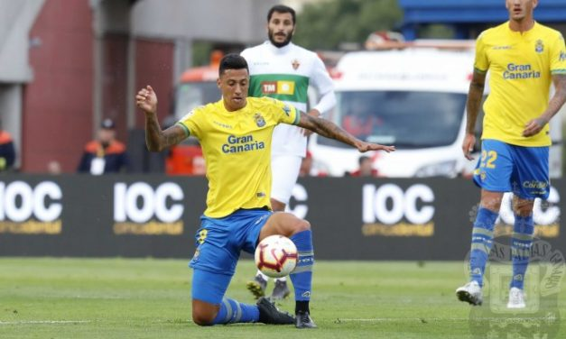 The Saint: Las Palmas v Elche