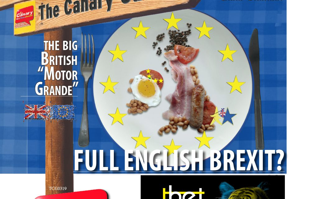 The Canary Guide Print Edition: Brexit