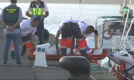 Tragedy off the south coast of Gran Canaria as woman and baby die trying to make landfall