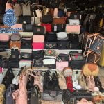 23 detained for selling counterfeit goods in Playa del Inglés.