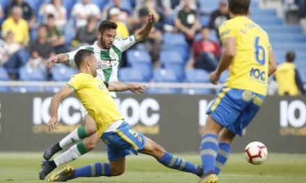 The Saint: Las Palmas V Córdoba