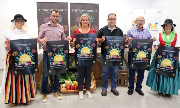 Events: 2019 Fiestas de San Fernando, Maspalomas, on until June 2nd