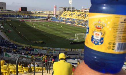 The Saint: Las Palmas V Almeria