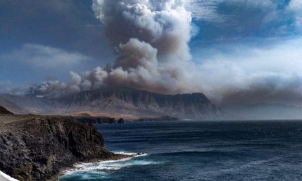 Largest fire fighting deployment ever, 34km2 affected, fire expected to burn for up to three days…