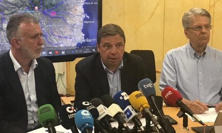 Gran Canaria Fires: Spanish Minister joins press conference, protecting life is priority