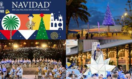 Events: Christmas program in Las Palmas 2019-2020