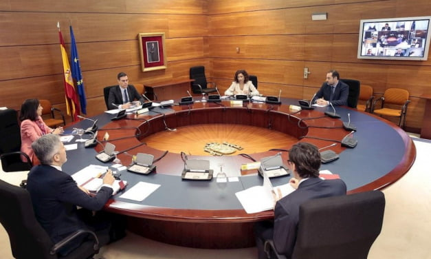 The Government of Spain is working on a rents suspension aimed at 'small landlords', and maybe Universal Minimum Income