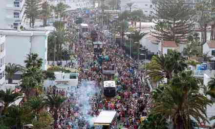 Maspalomas Carnival Parade Events Cancelled Due To Contagion Risk