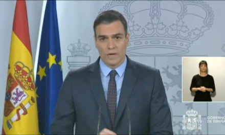"Spain's Prime Minister tries to prepare country for ""worst yet to come"""