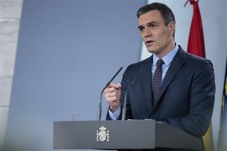 Newsbrief: The Spanish government wants to extend the State of Emergency