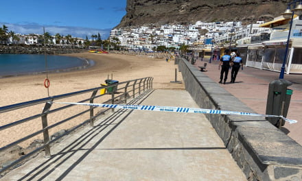 Canaries face prospect of empty beaches for Springtime as UK confirms non-essential international travel ban