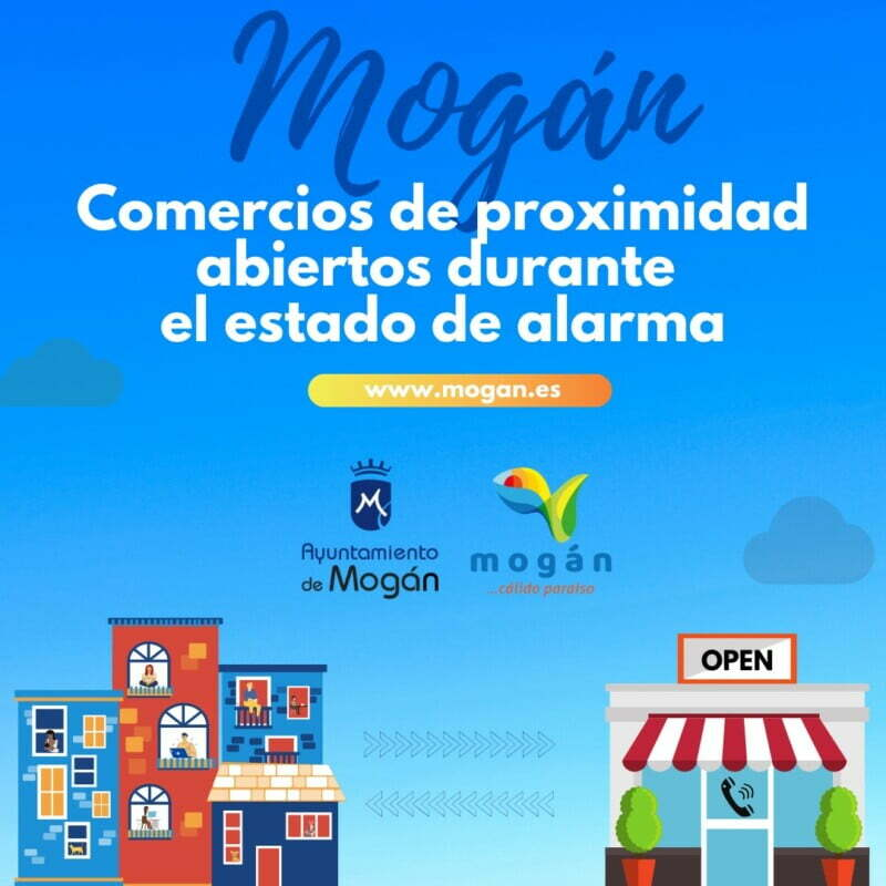 Mogán working to create a directory of local businesses open during the state of emergency