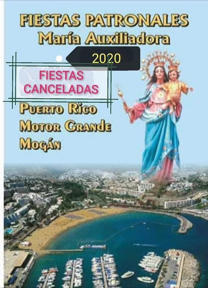 Mogán cancels all festivities and outdoor events until September