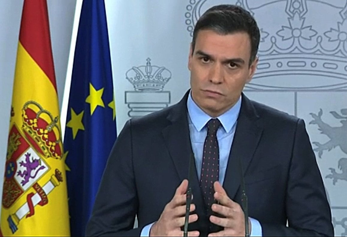 Phased Relaxation of Lockdown Restrictions – Speech by Spanish Prime Minister, Pedro Sanchez