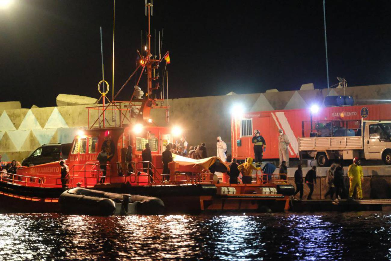Two more migrant boats rescued in Canary islands waters. Tragedy averted, but how many more will try?