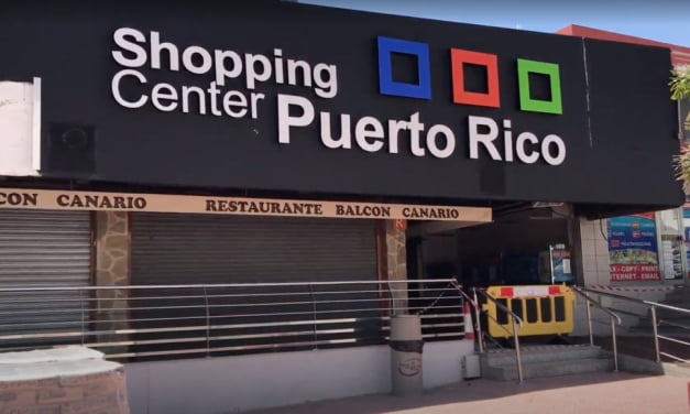 Puerto Rico shopping centre takes advantage of crisis to try to catch up with works announced 5 years ago