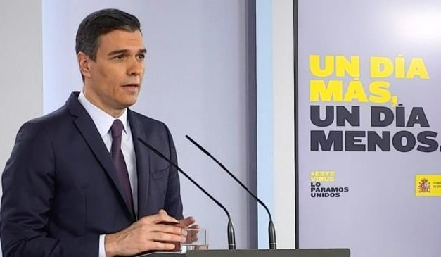 Spain's Prime Minister to request one month more to end State of Emergency