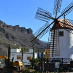 Historic Mogán windmill prepares to open as a tourist attraction